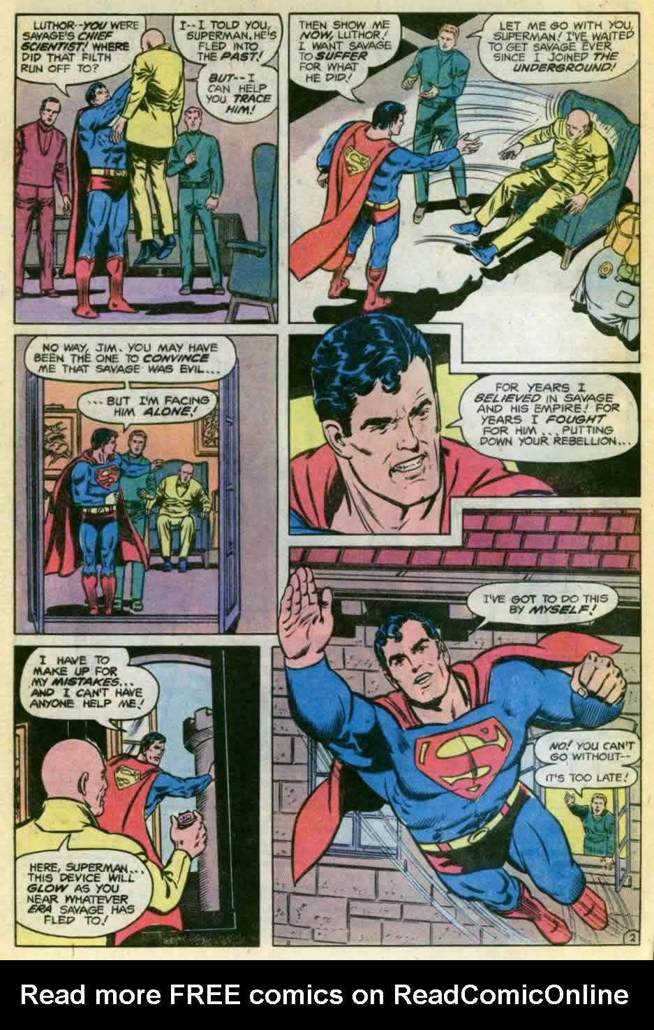 Read online Action Comics (1938) comic -  Issue #516 - 3
