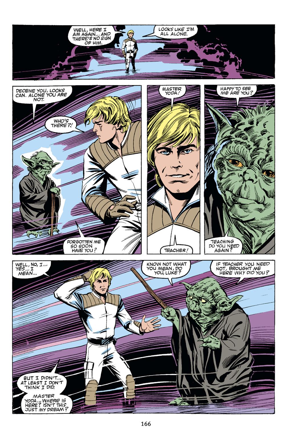 Read online Star Wars Omnibus comic -  Issue # Vol. 21 - 159