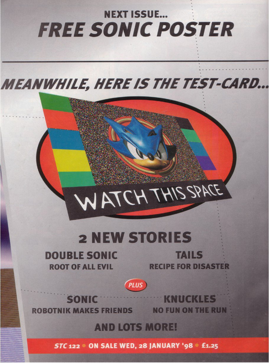 Read online Sonic the Comic comic -  Issue #121 - 26