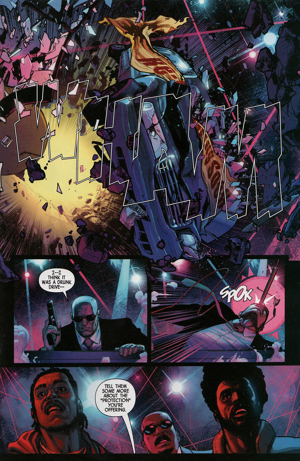 Read online Free Comic Book Day 2017 comic -  Issue # All-New Guardians of the Galaxy - 16