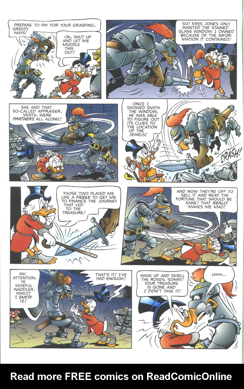 Read online Uncle Scrooge (1953) comic -  Issue #343 - 58