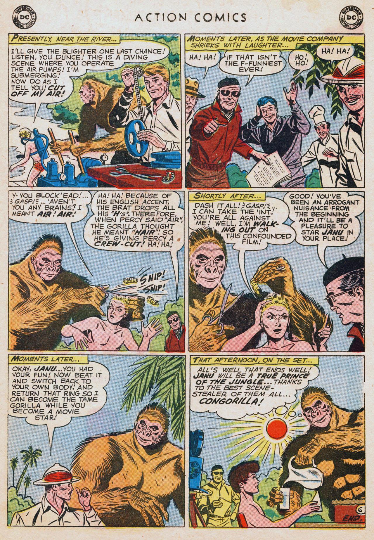 Action Comics (1938) 256 Page 22