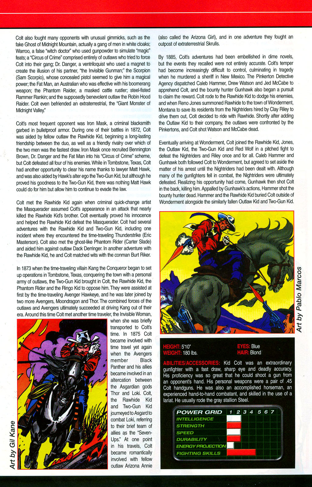 Read online All-New Official Handbook of the Marvel Universe A to Z: Update comic -  Issue #3 - 29