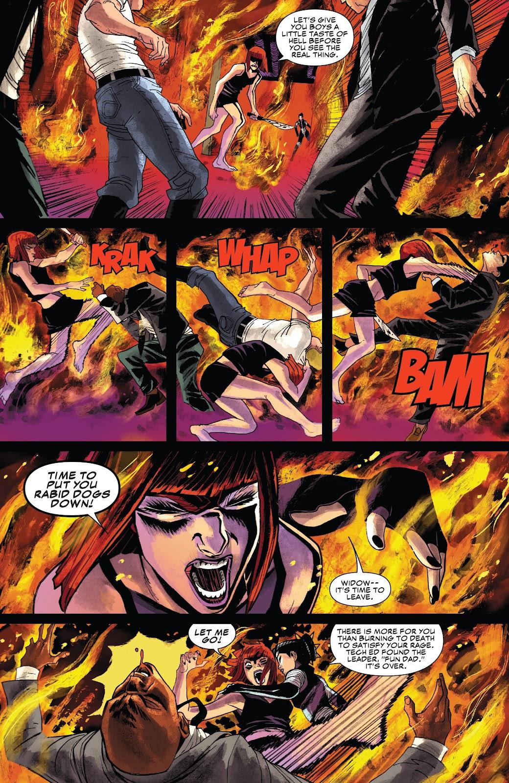 Read online Black Widow (2019) comic -  Issue #4 - 14