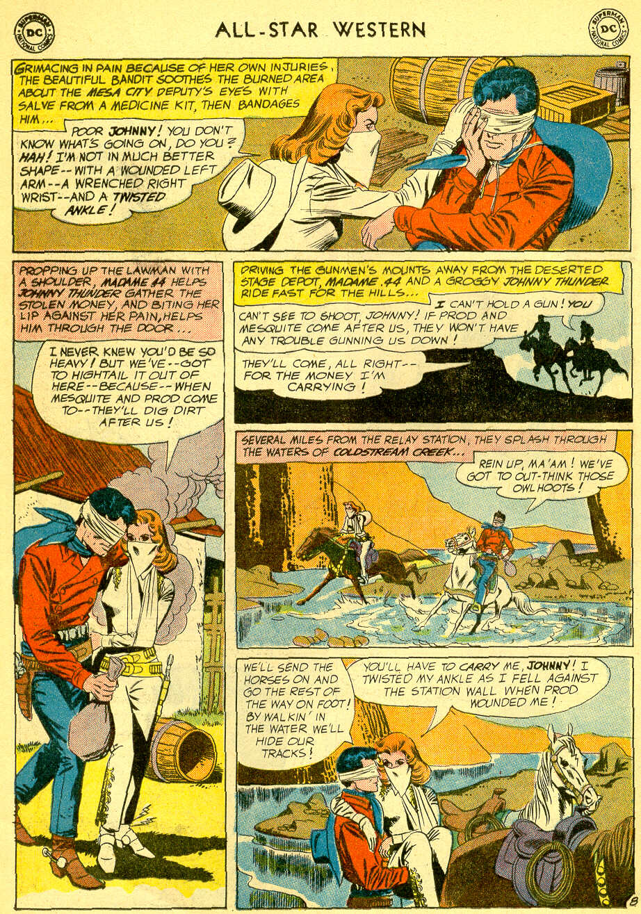 Read online All-Star Western (1951) comic -  Issue #118 - 12