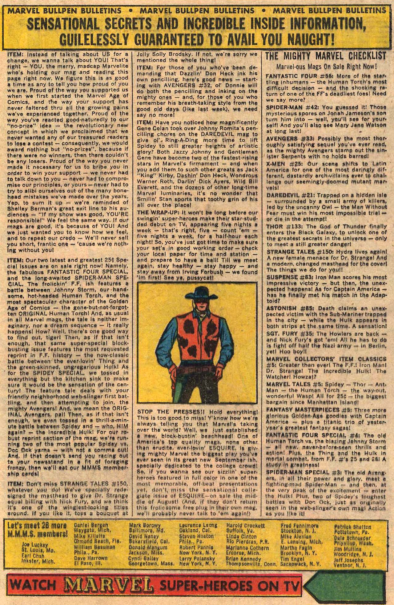 Read online Two-Gun Kid comic -  Issue #84 - 25