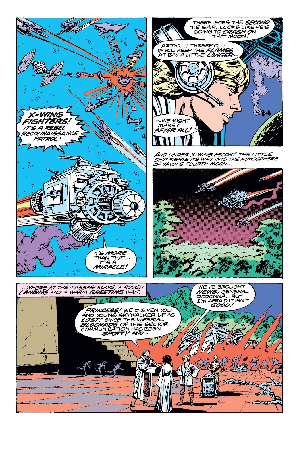 Read online Star Wars Legends: The Original Marvel Years - Epic Collection comic -  Issue # TPB 2 (Part 1) - 45