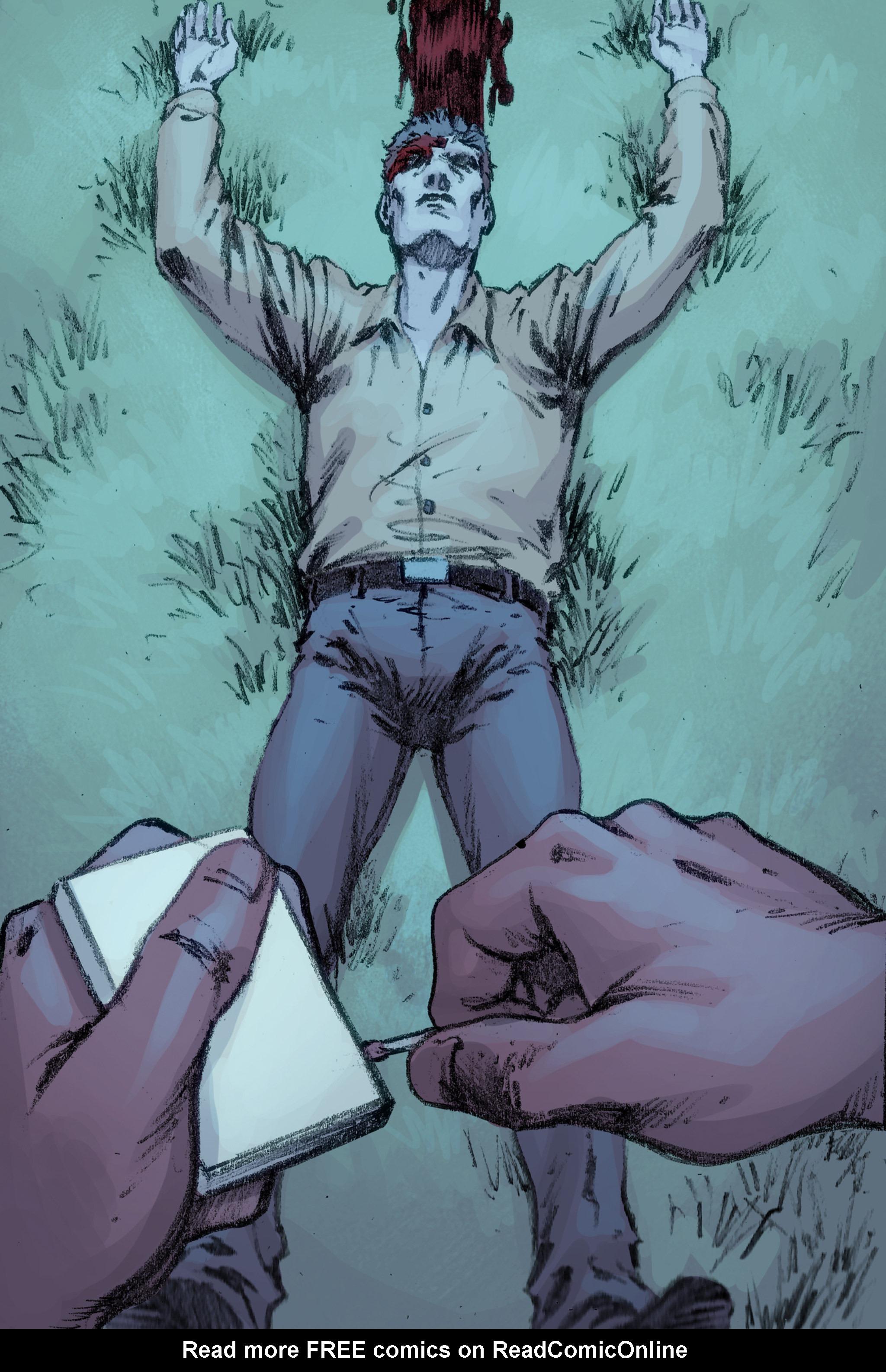 Read online Soul comic -  Issue #2 - 15