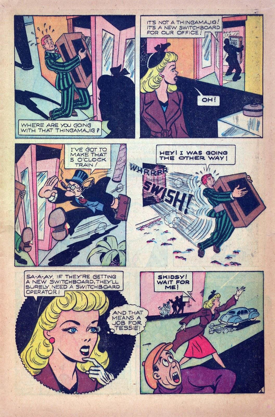 Read online Joker Comics comic -  Issue #28 - 13