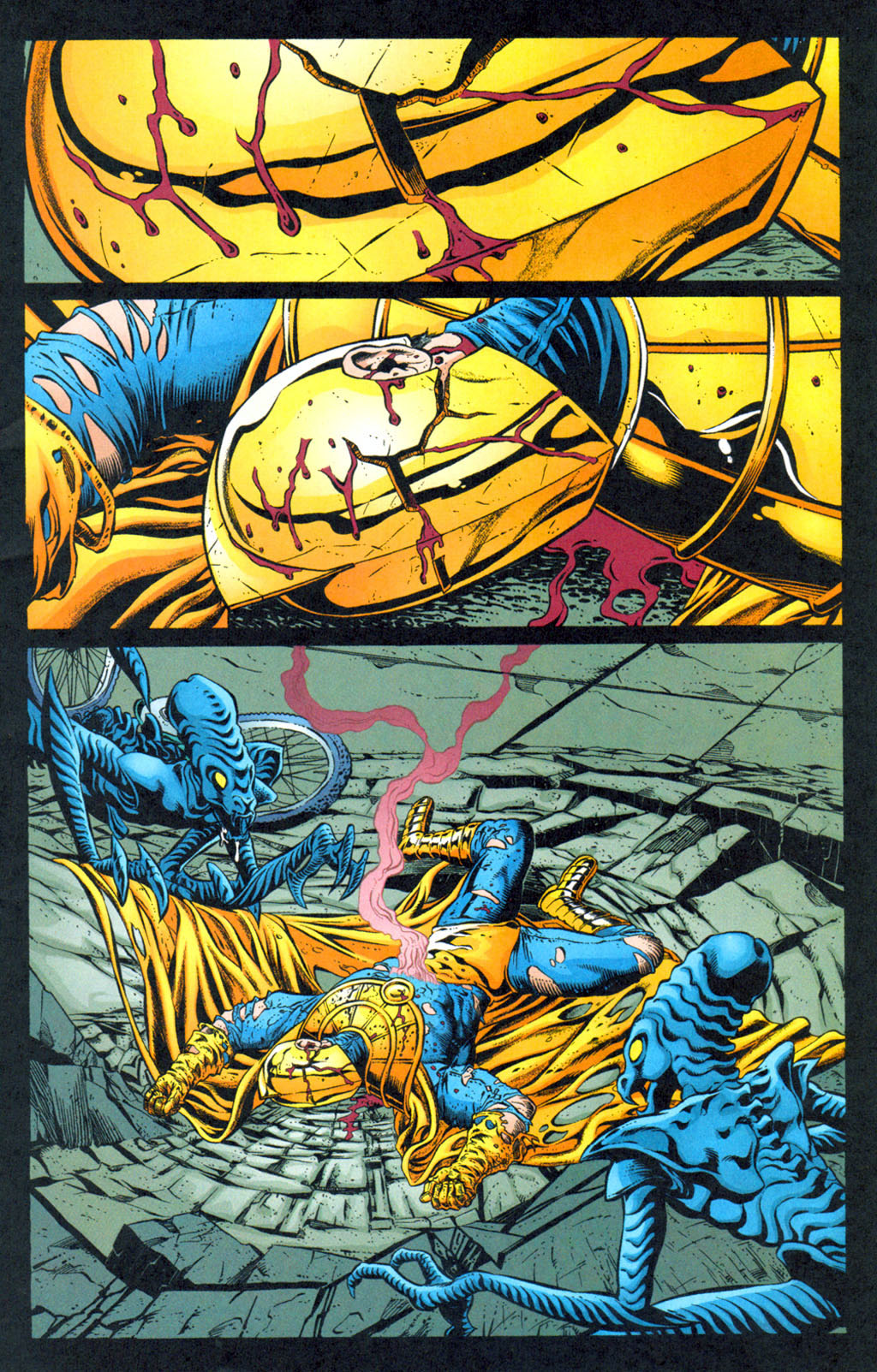 Read online Doctor Fate (2003) comic -  Issue #4 - 6