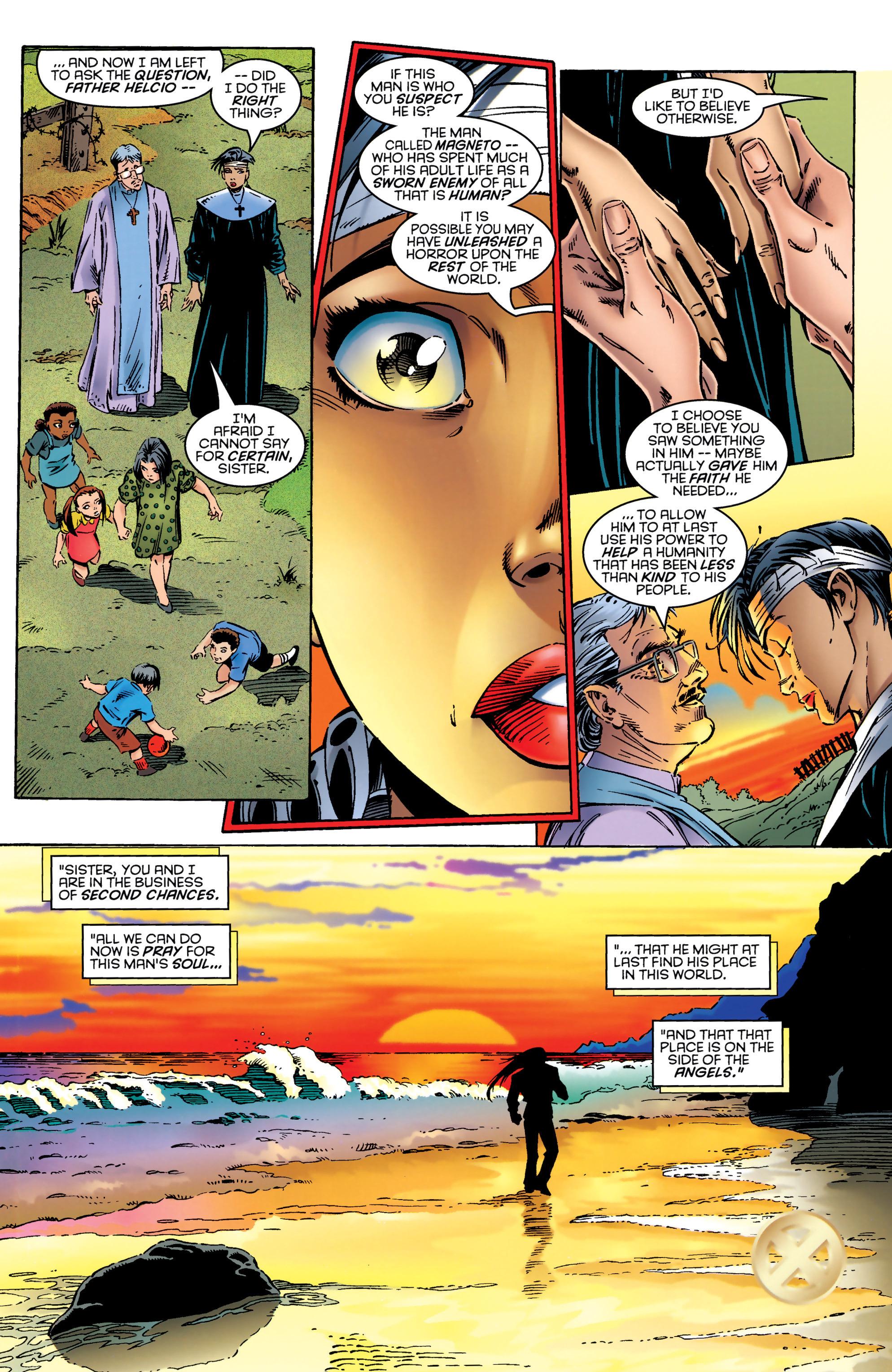 Read online Uncanny X-Men (1963) comic -  Issue #327 - 24