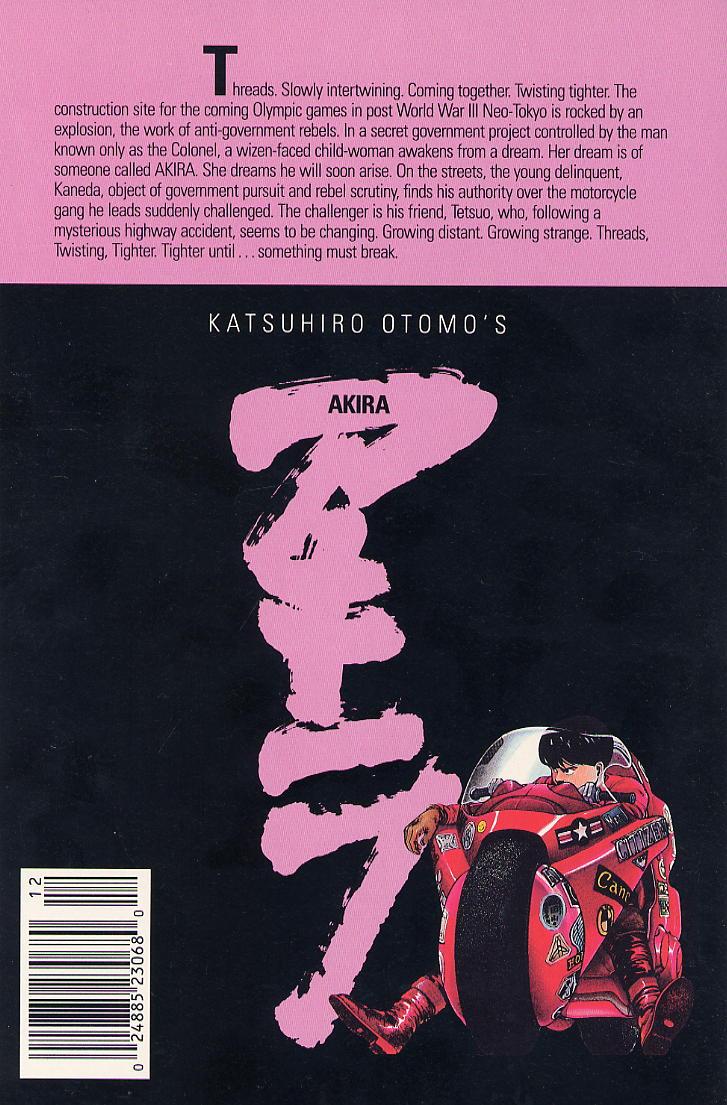 Read online Akira comic -  Issue #3 - 68