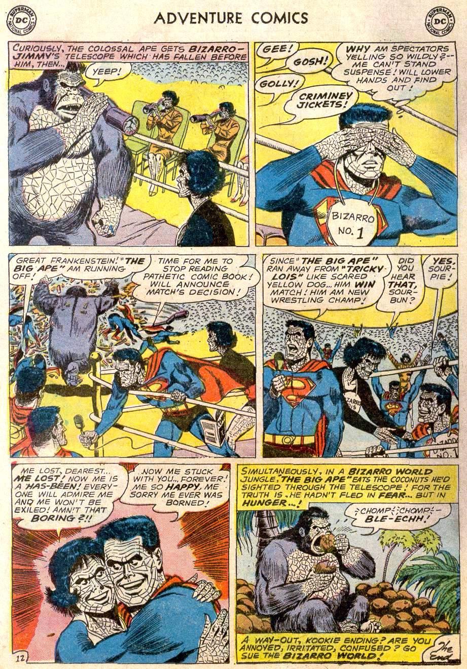 Read online Adventure Comics (1938) comic -  Issue #295 - 32