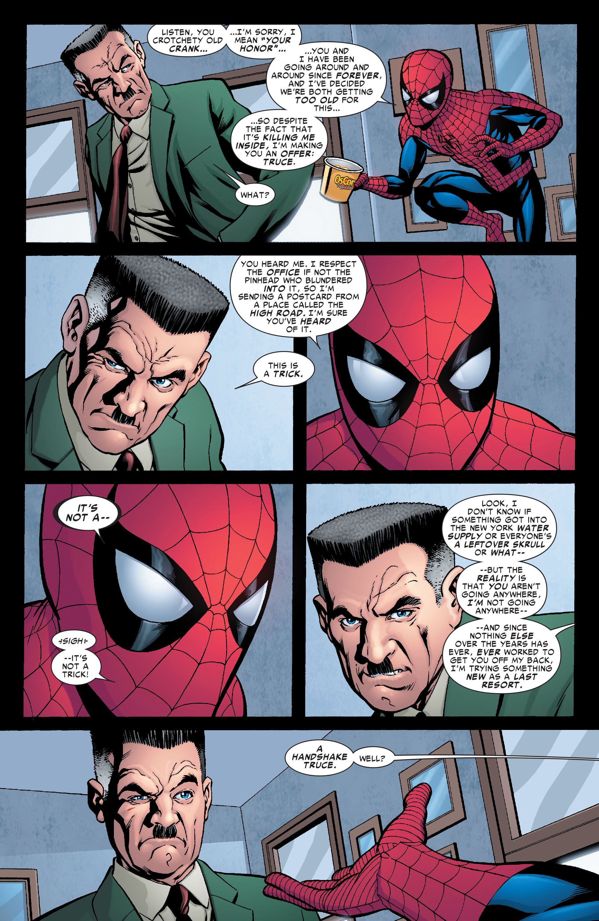 The Amazing Spider-Man (1963) 592 Page 10