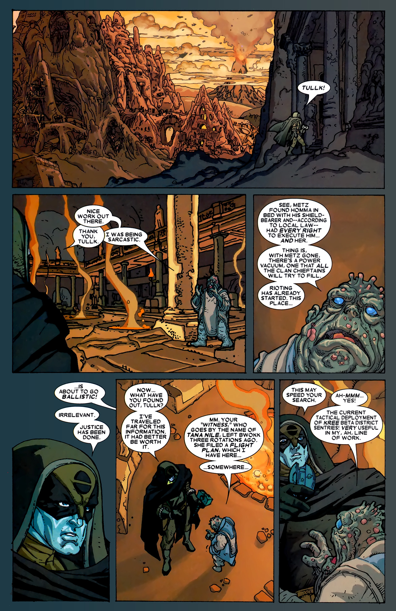 Read online Annihilation: Ronan comic -  Issue #1 - 10