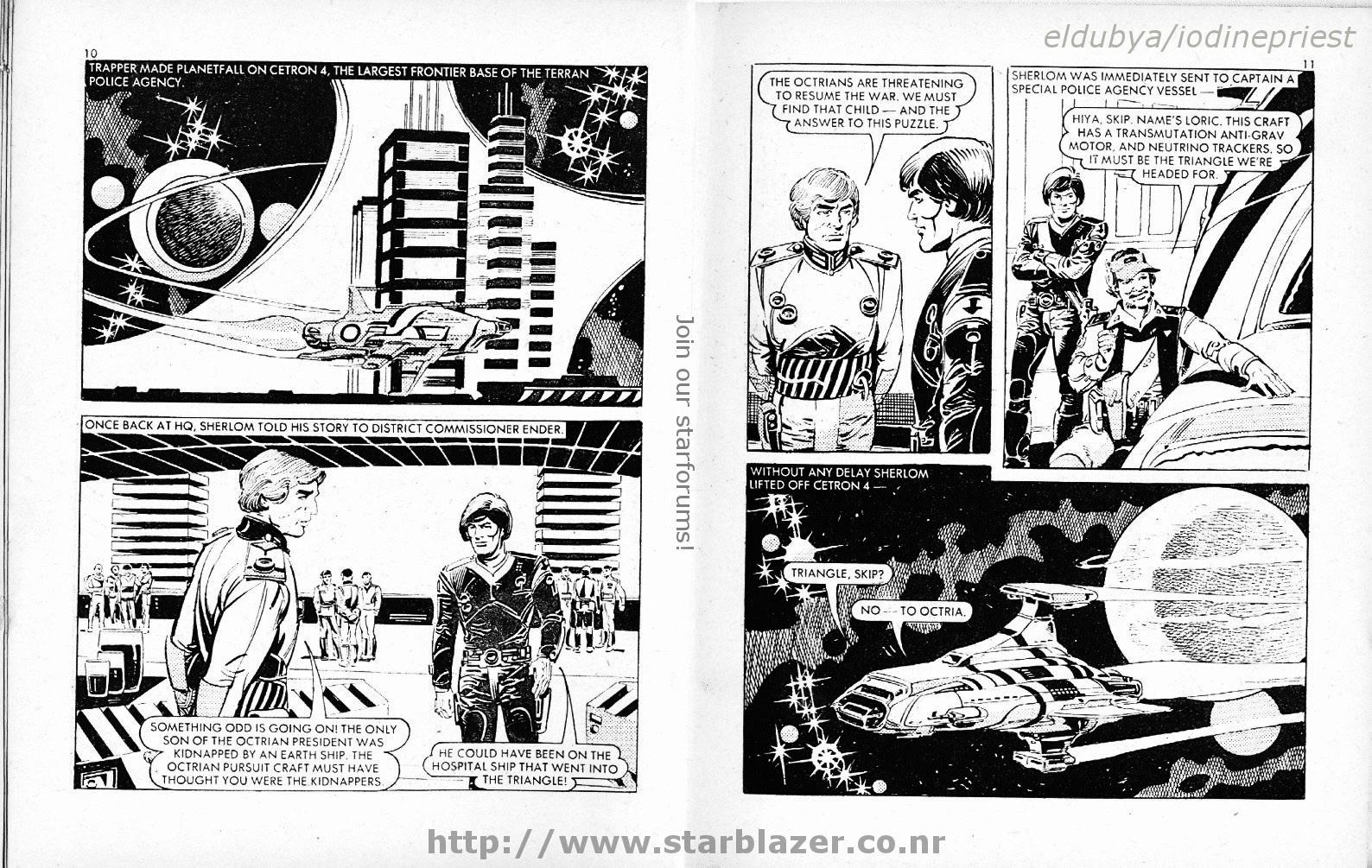 Starblazer issue 97 - Page 7