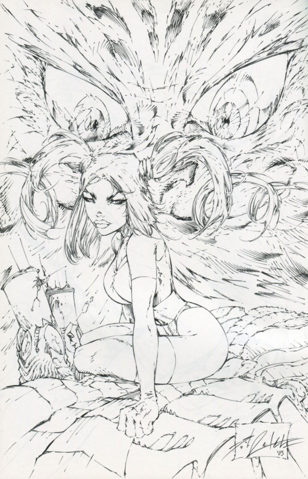 Read online Latex Alice - Bikini Bash Swimsuit Special comic -  Issue # Full - 8