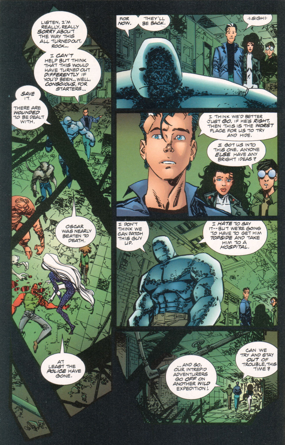 The Savage Dragon (1993) Issue #29 #32 - English 23