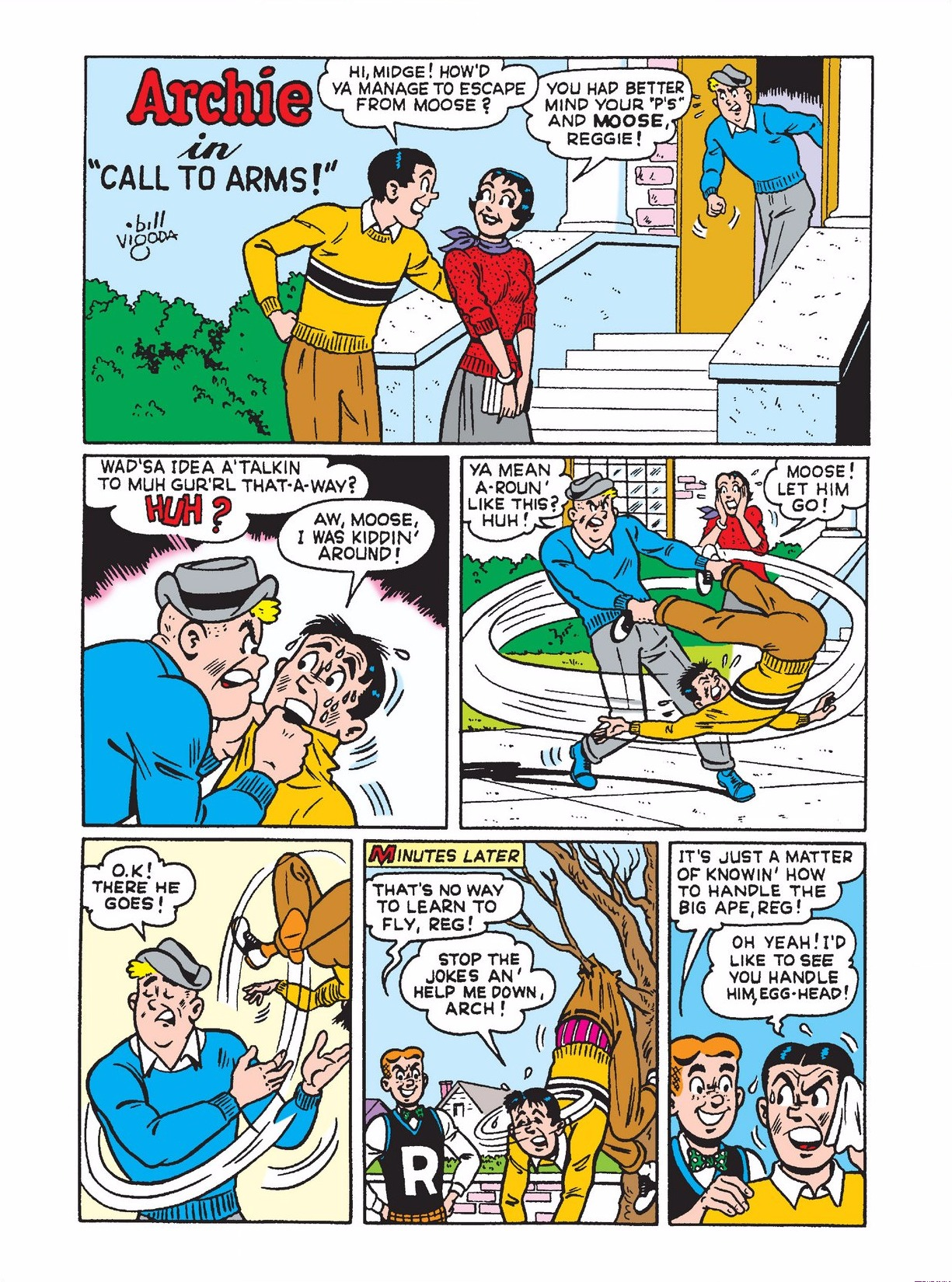 Read online Archie 1000 Page Comics Bonanza comic -  Issue #3 (Part 2) - 134
