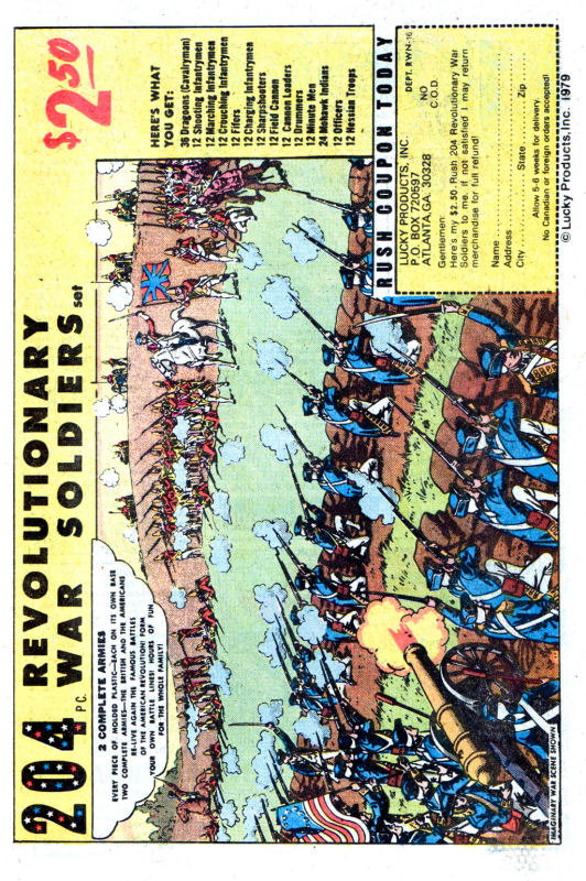 Read online Wonder Woman (1942) comic -  Issue #256 - 30
