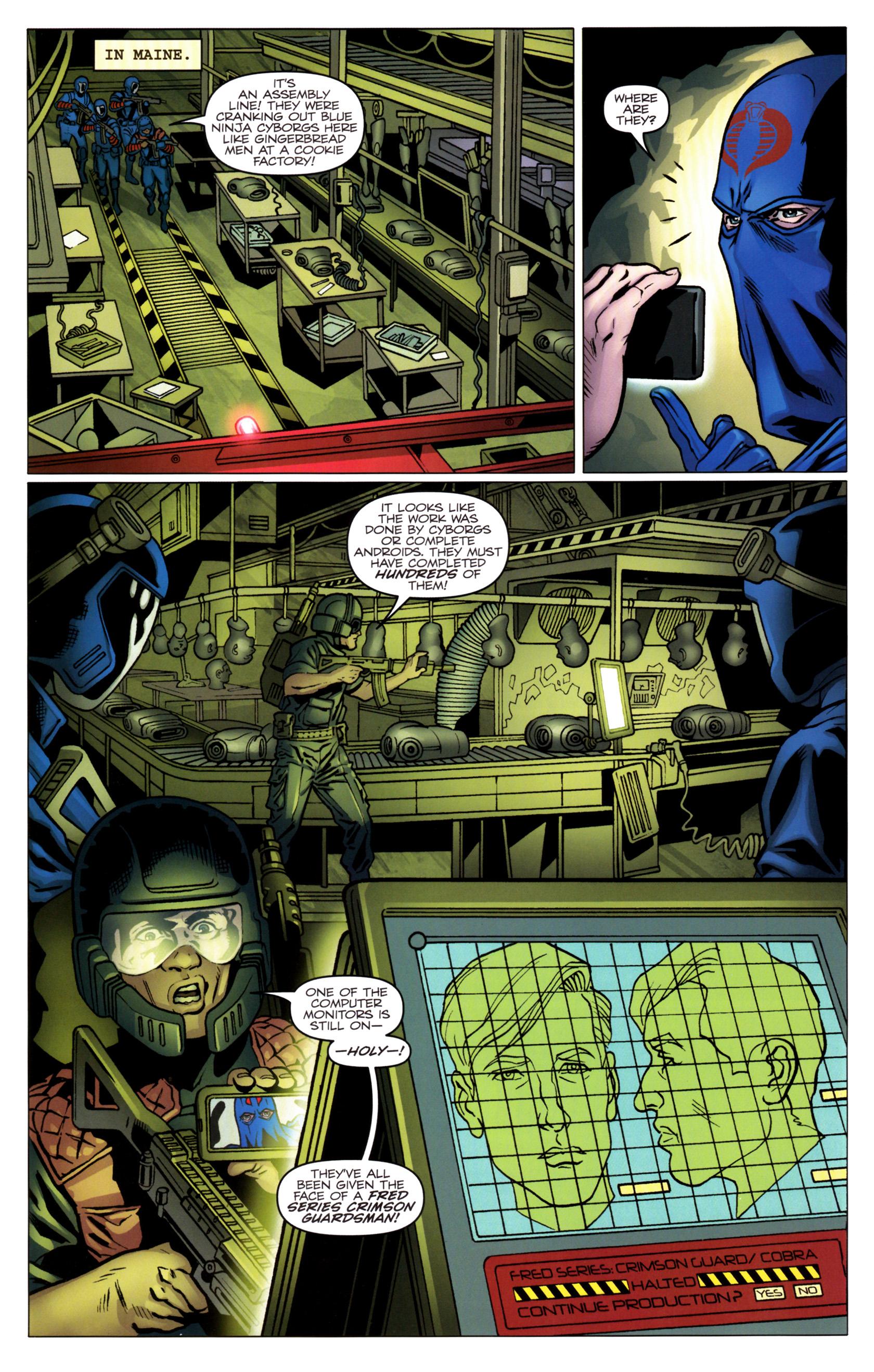 G.I. Joe: A Real American Hero 176 Page 8