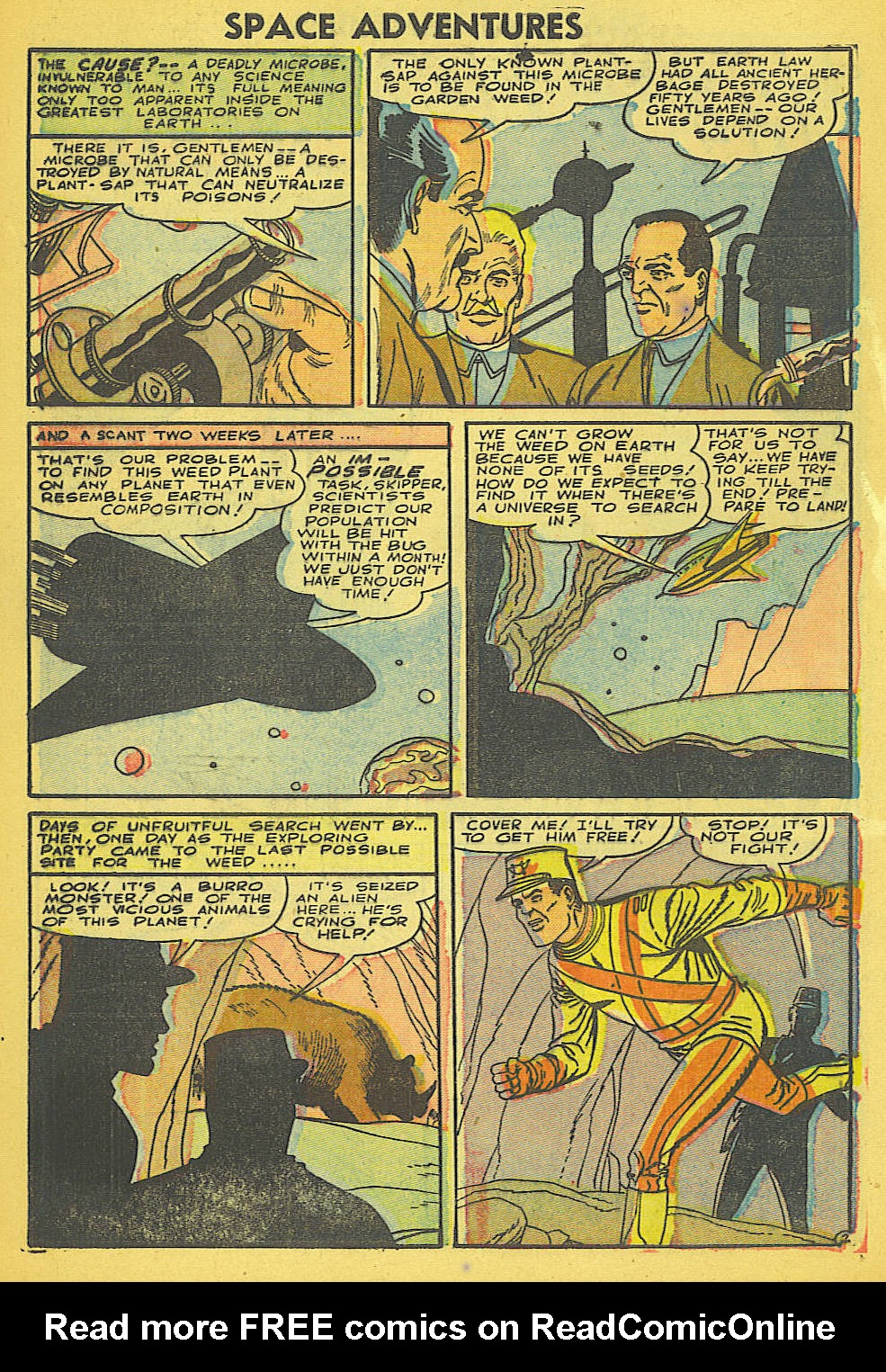 Space Adventures (1952) issue 21 - Page 28