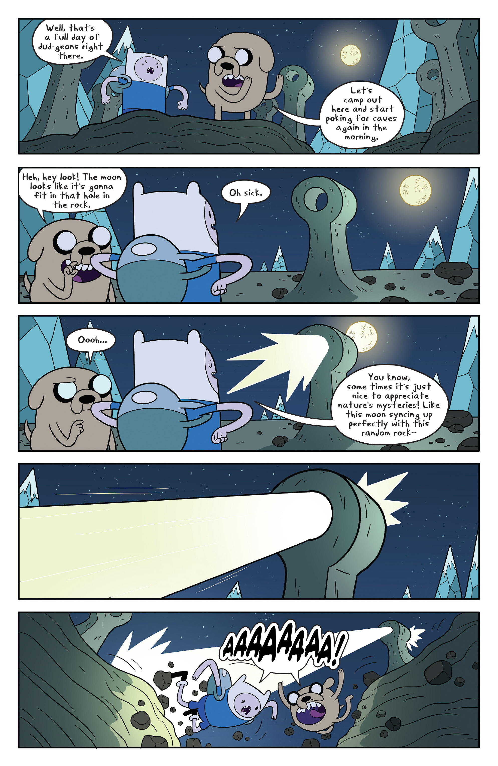 Read online Adventure Time comic -  Issue #58 - 10