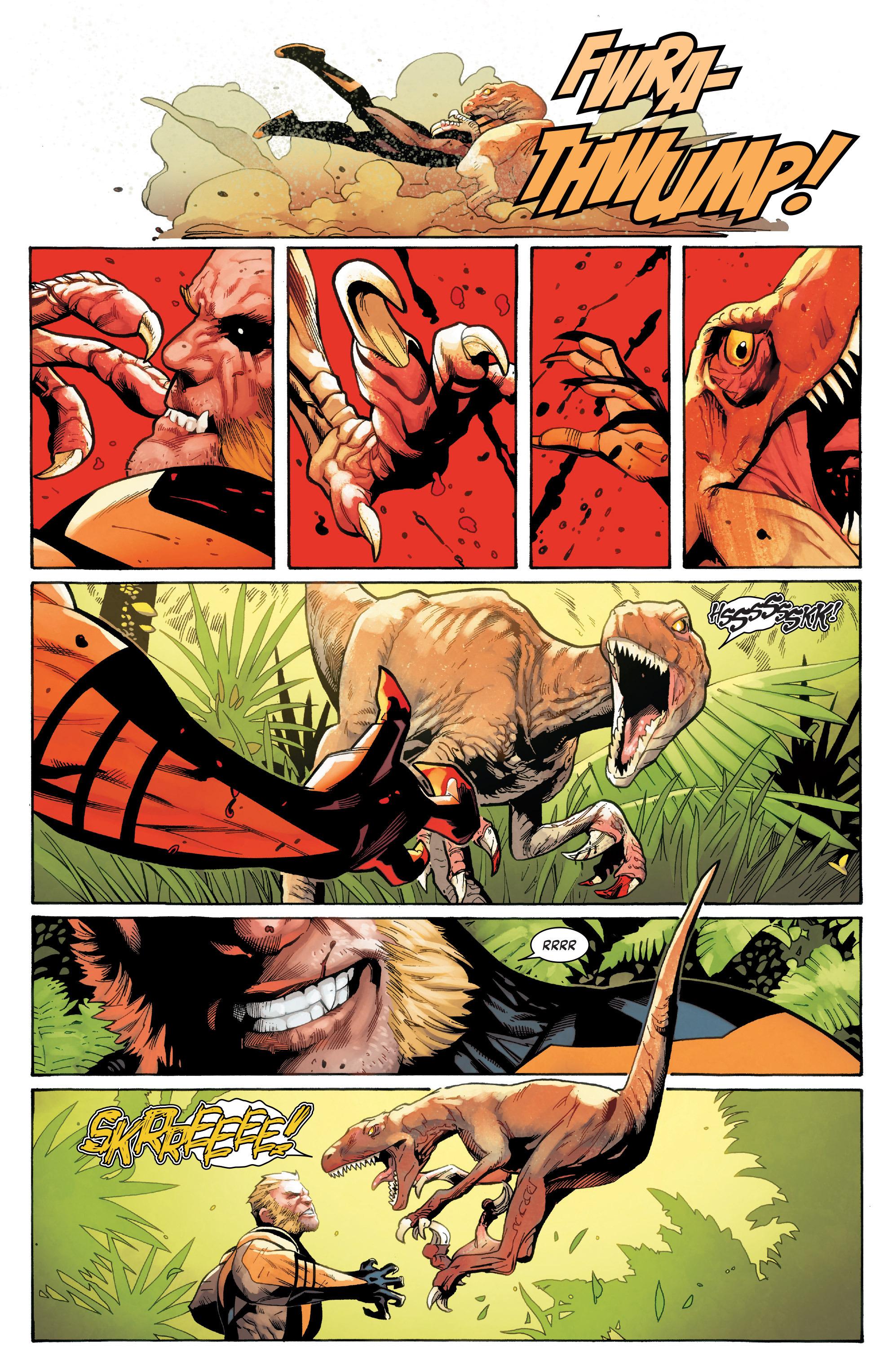 Read online Uncanny X-Men (2016) comic -  Issue #11 - 14