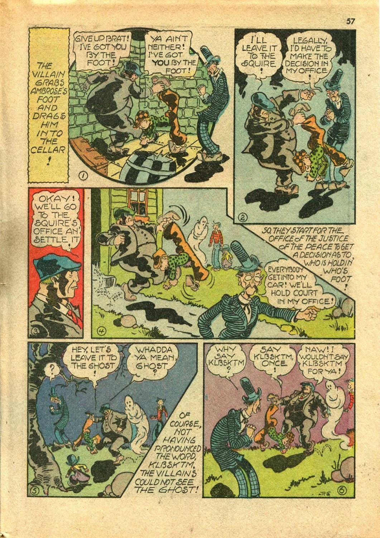 Read online Super-Magician Comics comic -  Issue #14 - 56