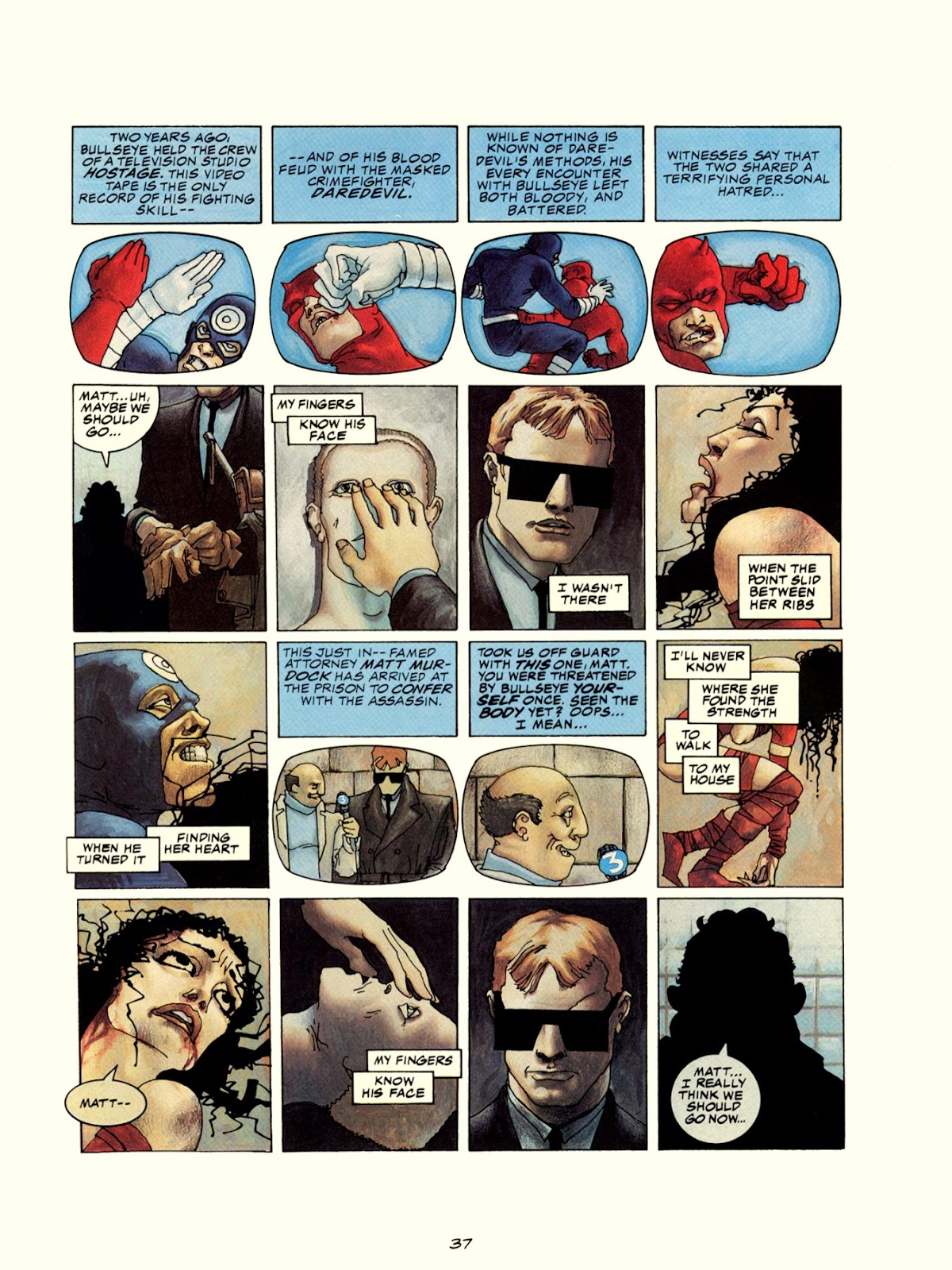 Elektra Lives Again issue Full - Page 44