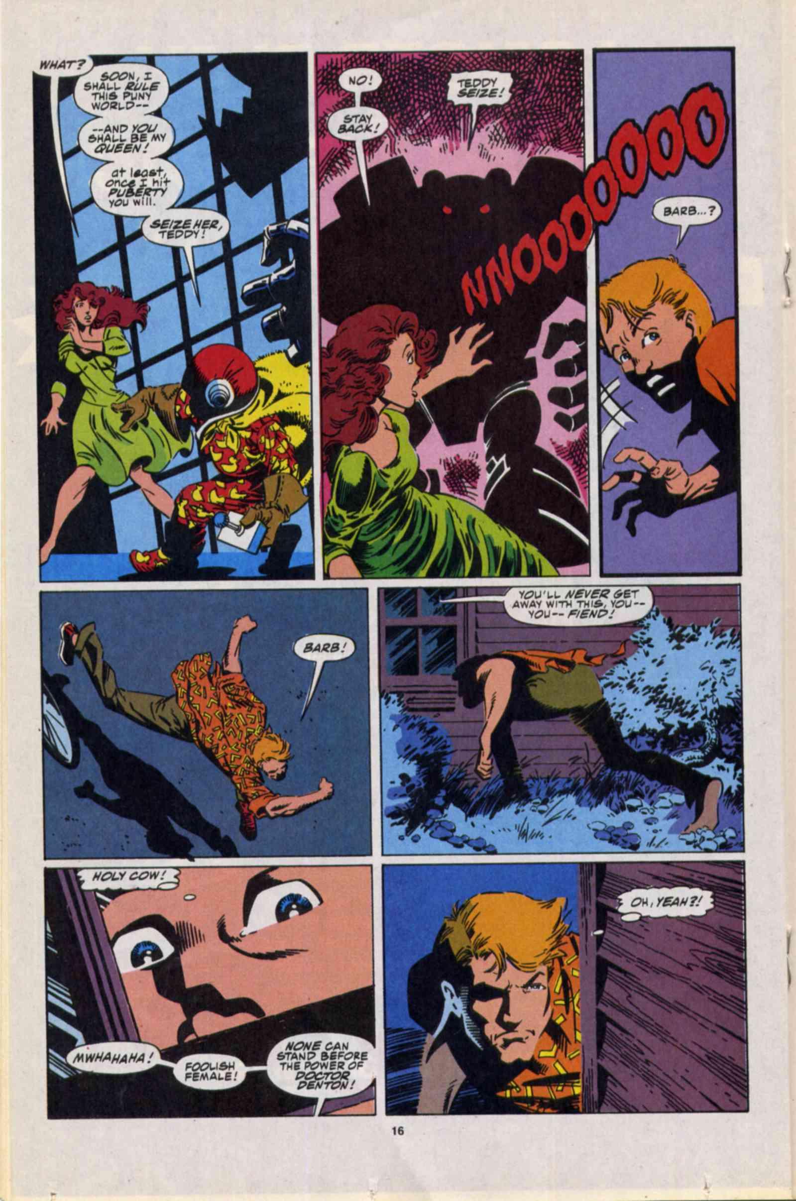 Read online Slapstick comic -  Issue #3 - 12
