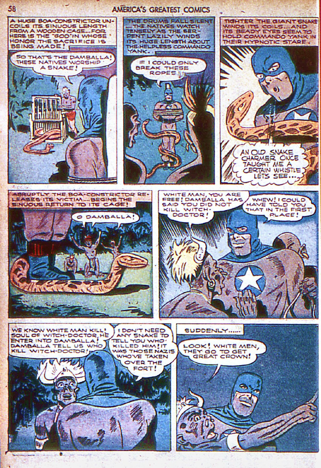 Americas Greatest Comics issue 6 - Page 59