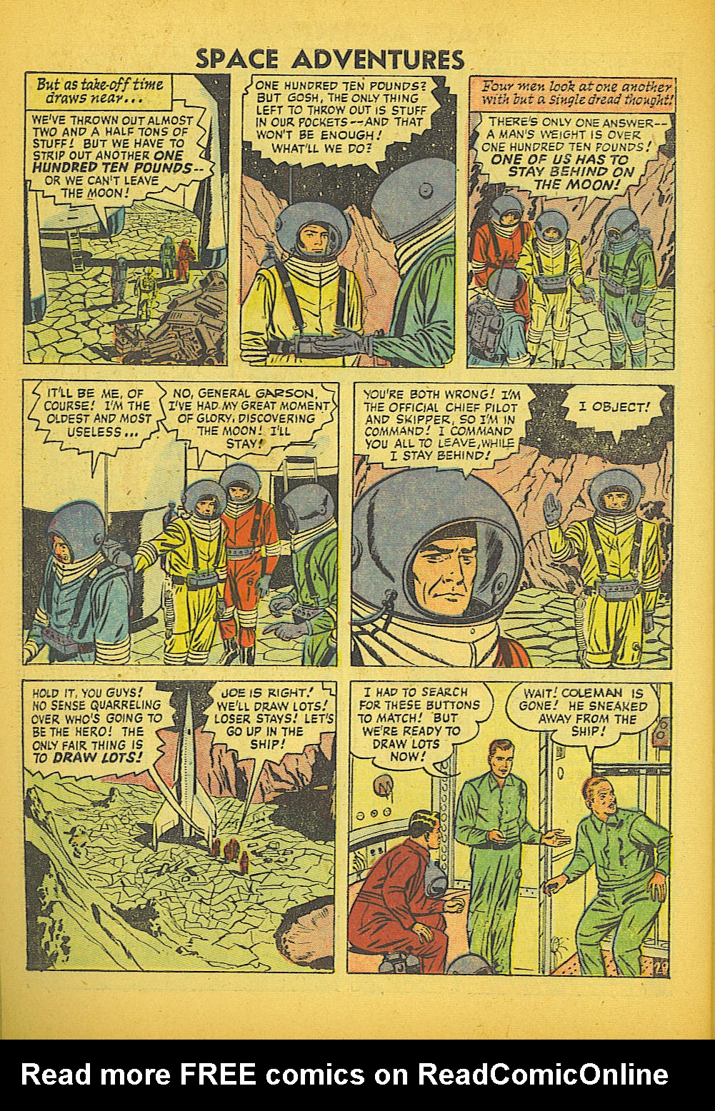 Space Adventures (1952) issue 20 - Page 30