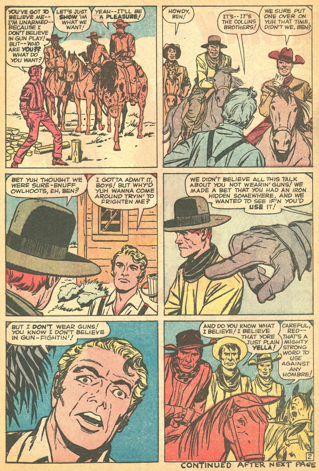 Read online Two-Gun Kid comic -  Issue #76 - 28