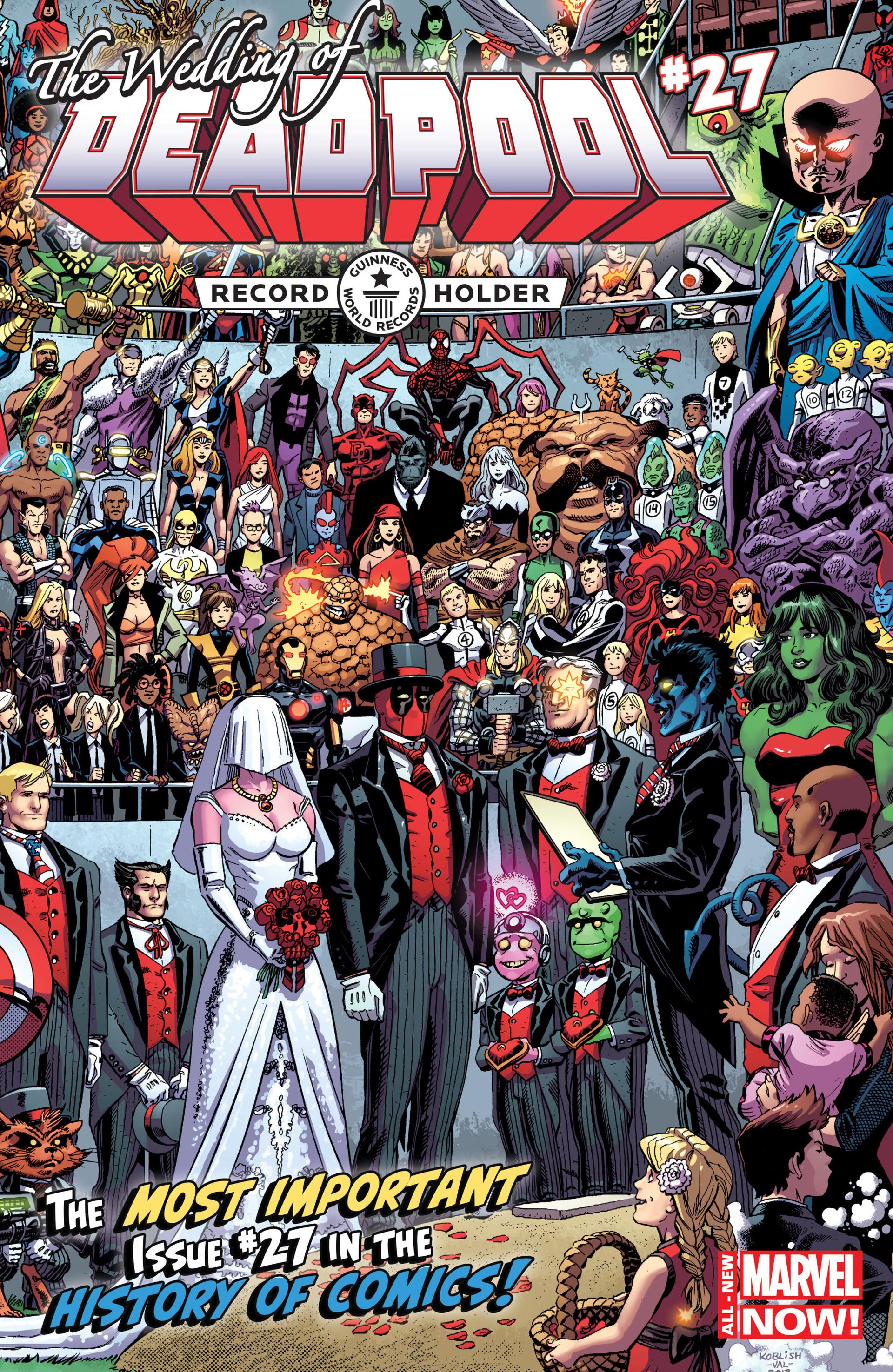 Deadpool (2013) 27 Page 1