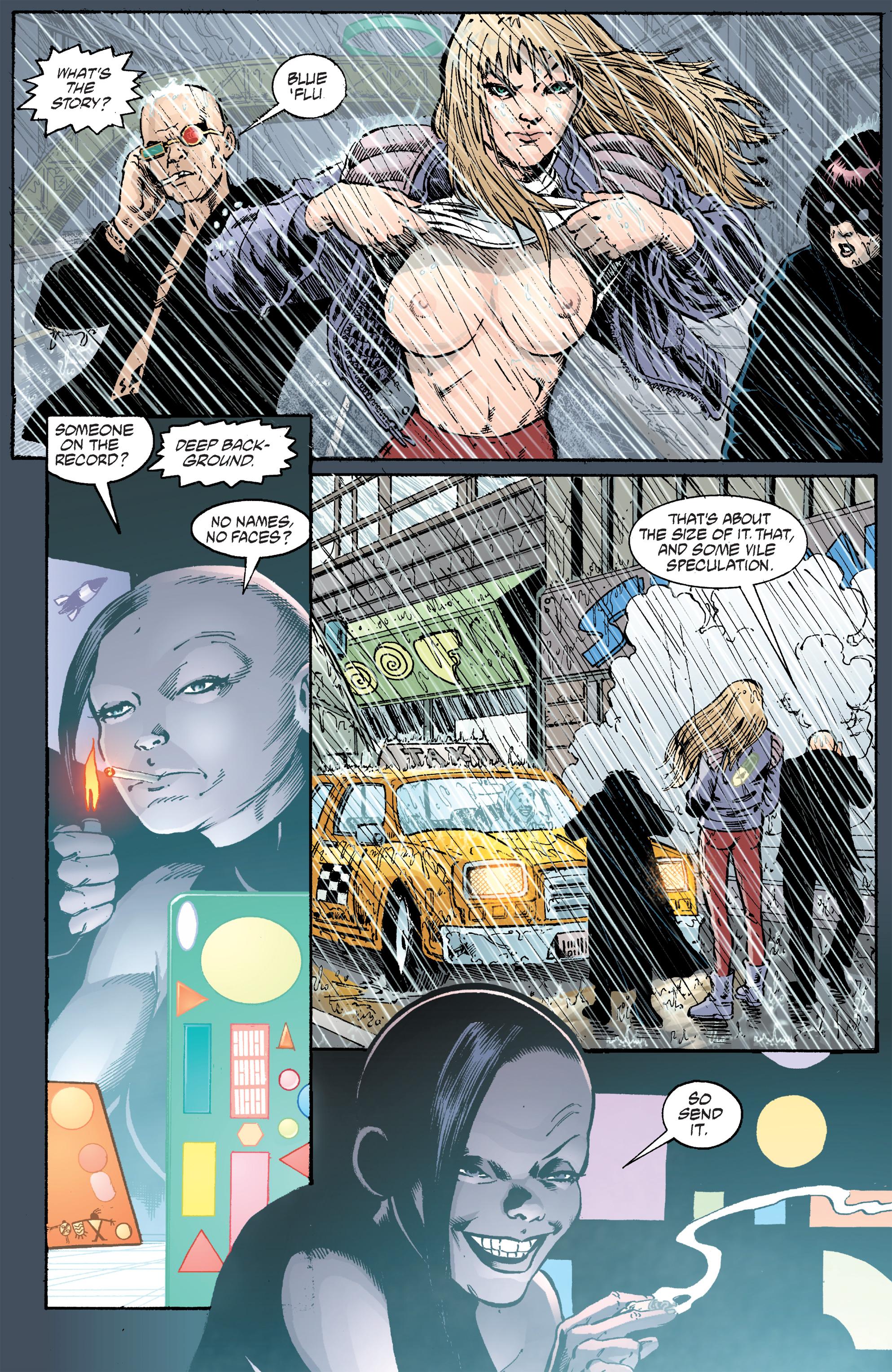 Read online Transmetropolitan comic -  Issue #44 - 21