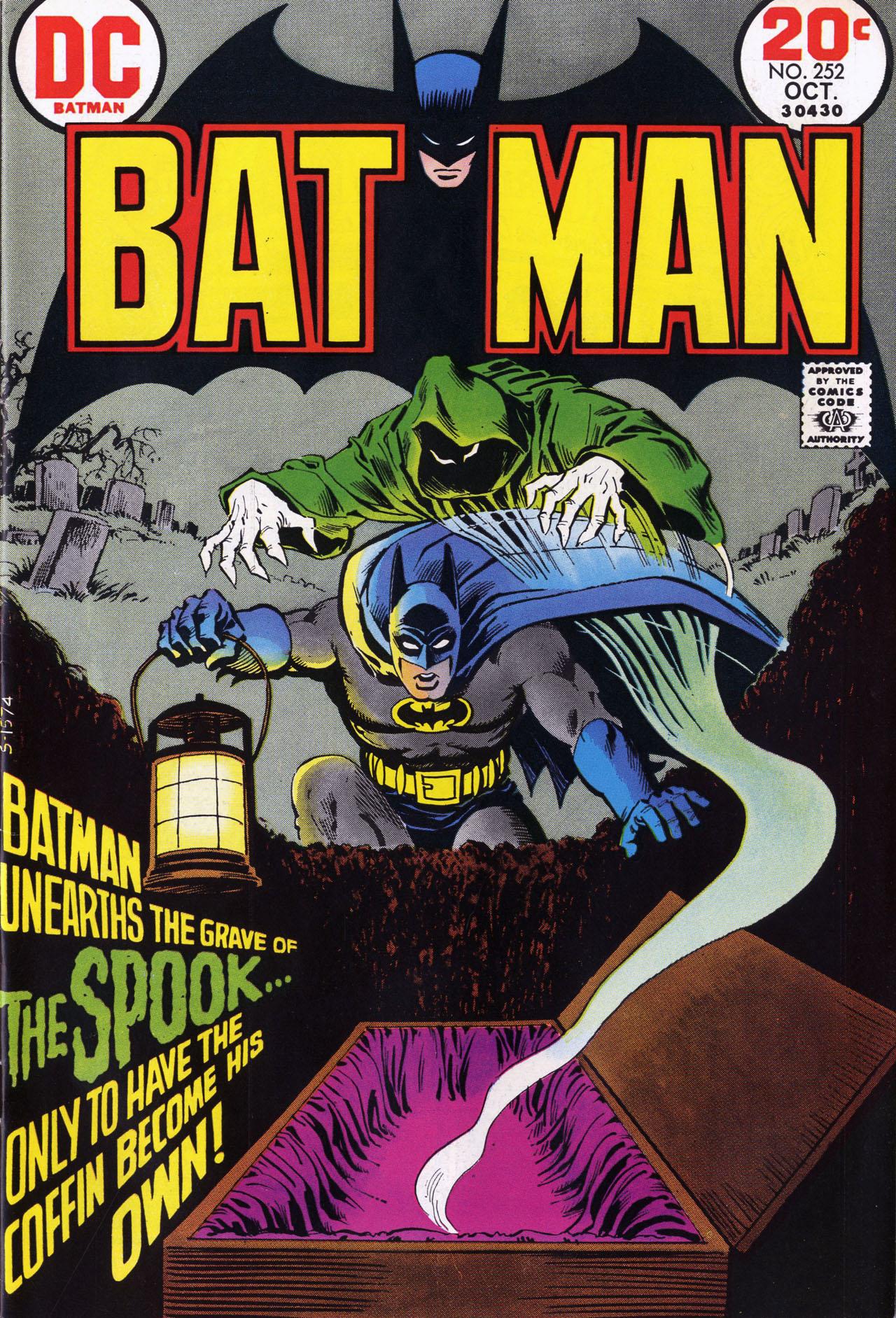Batman (1940) 252 Page 1