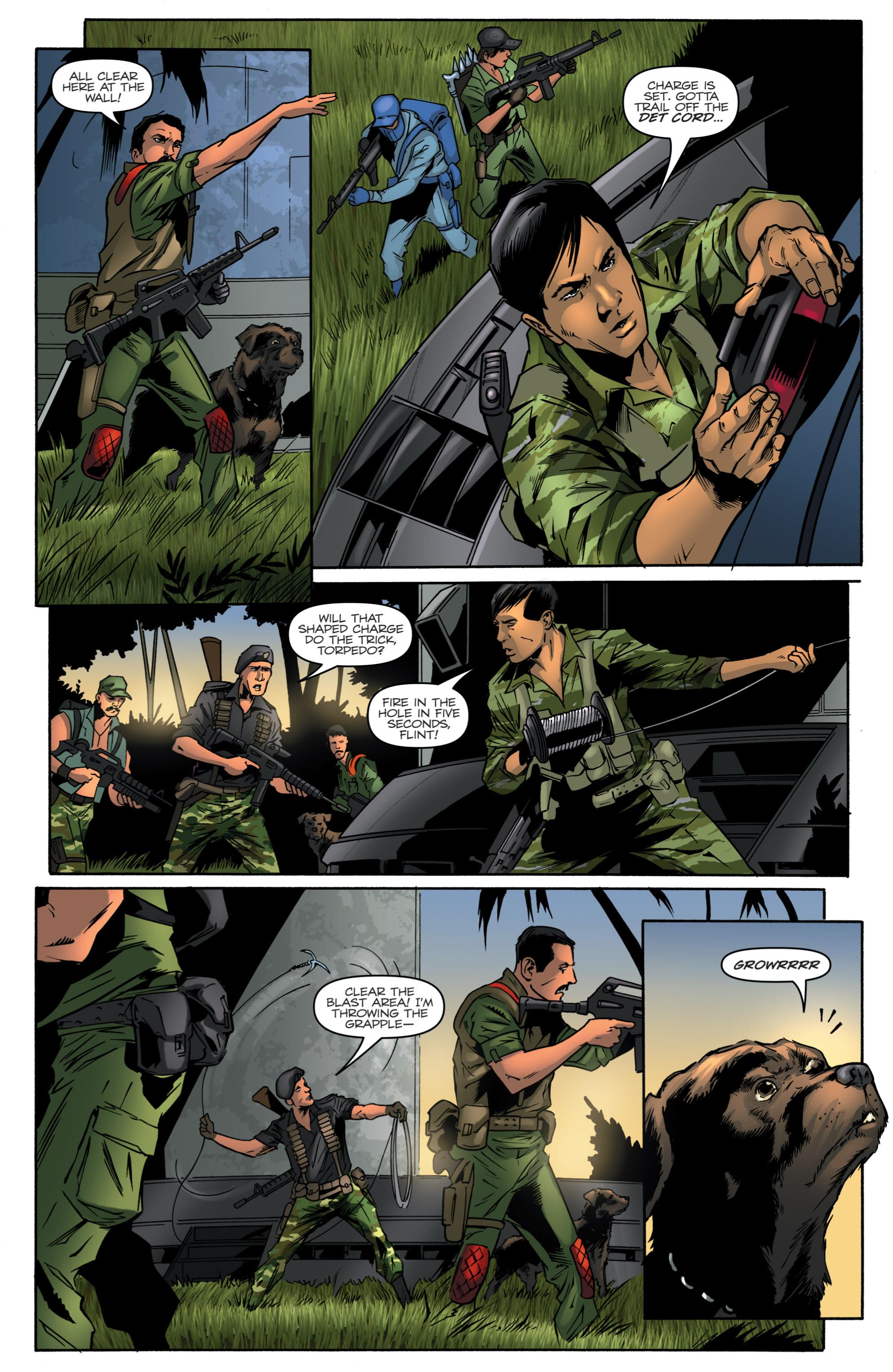 G.I. Joe: A Real American Hero 195 Page 17