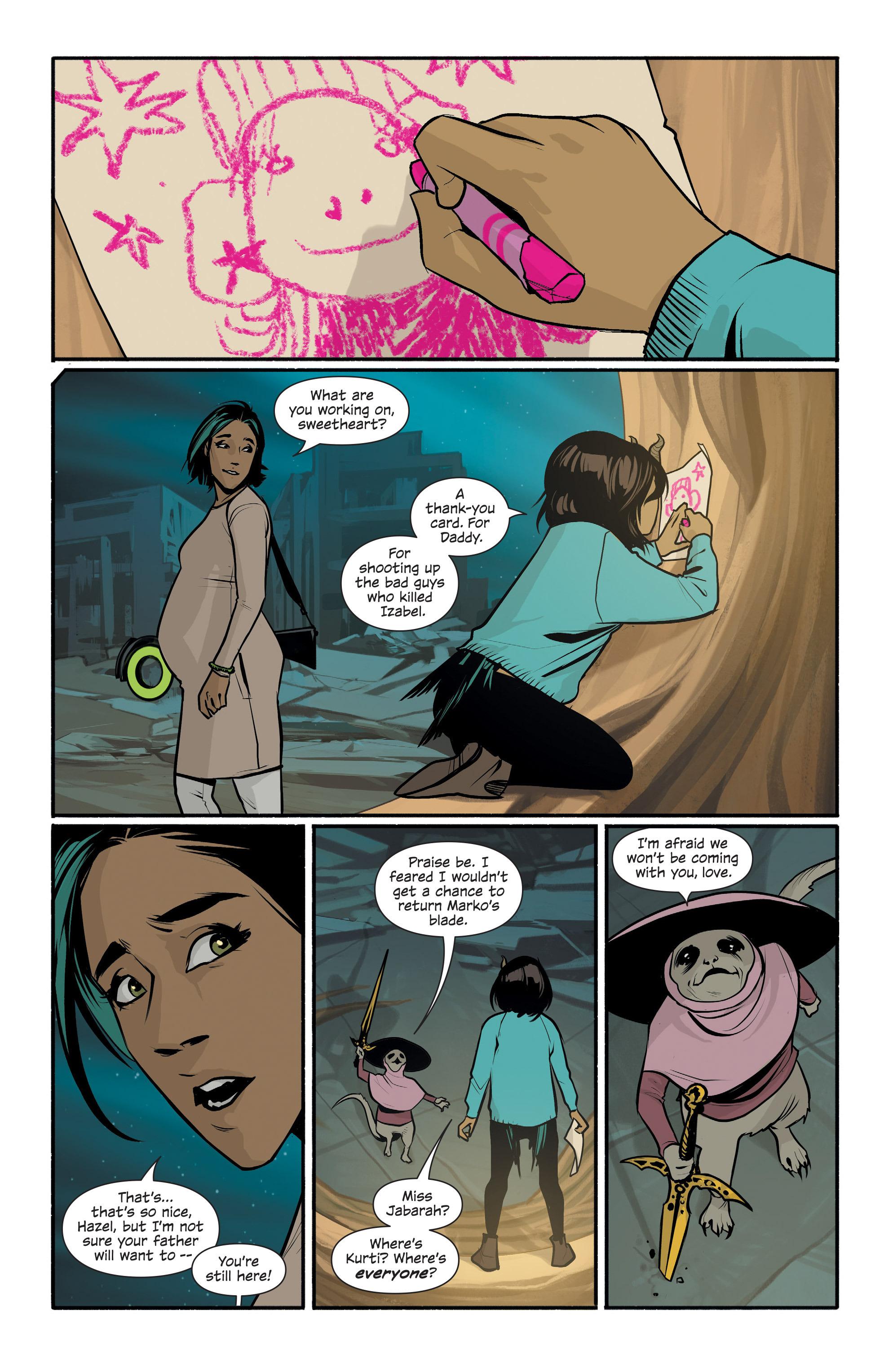 Read online Saga comic -  Issue #42 - 9