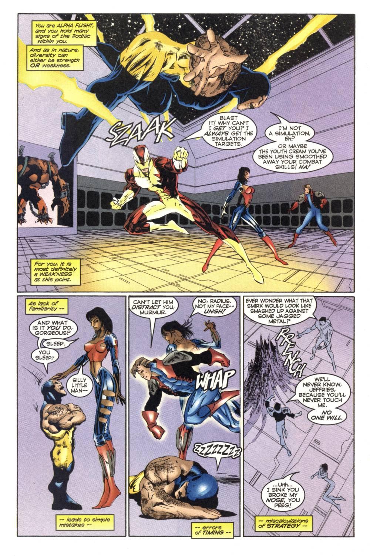 Read online Alpha Flight (1997) comic -  Issue #1 - 23