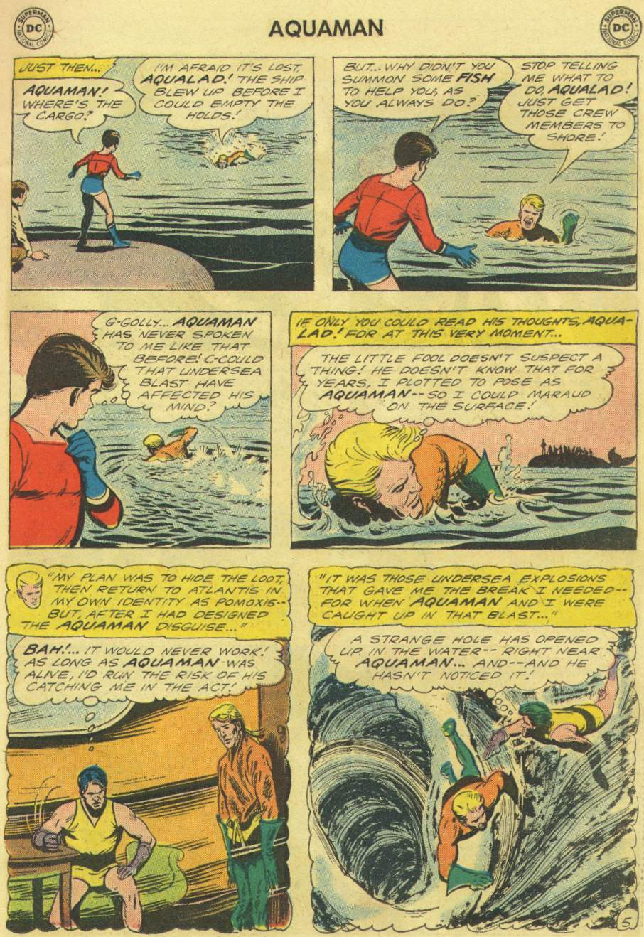 Aquaman (1962) Issue #3 #3 - English 7
