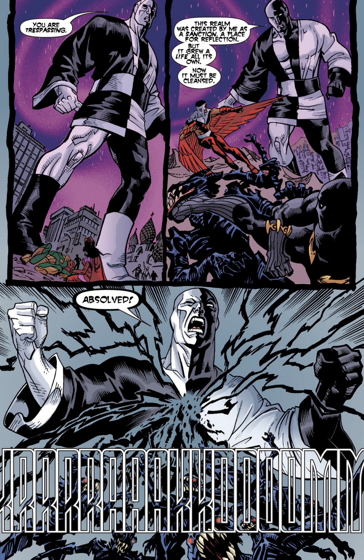 Read online Avengers (1998) comic -  Issue #60 - 20