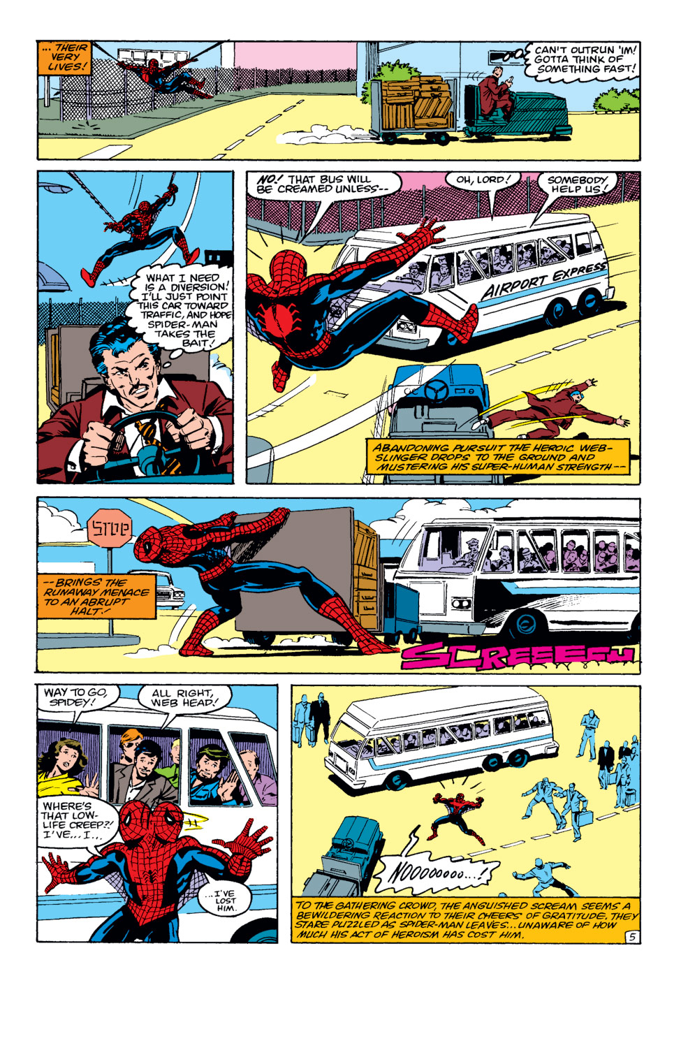 The Amazing Spider-Man (1963) 262 Page 5