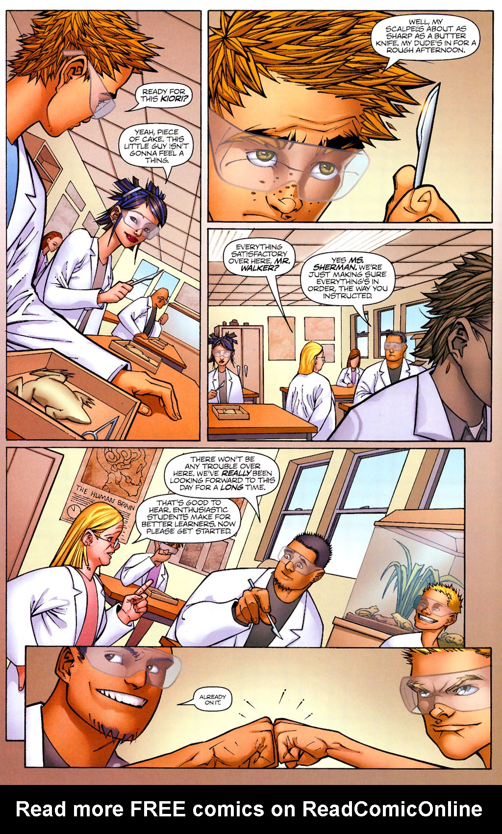 Read online Shrugged (2006) comic -  Issue #1 - 11
