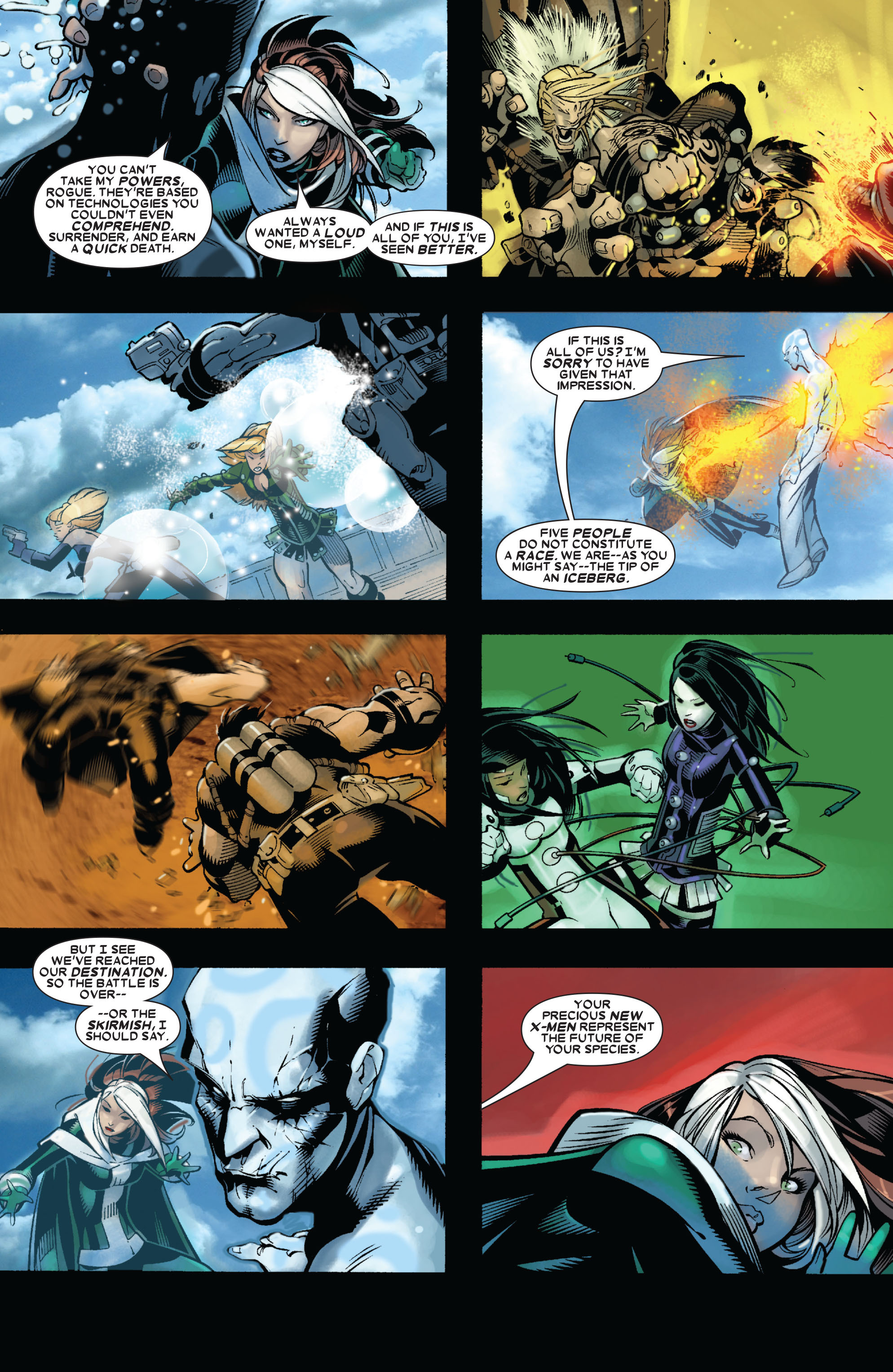 X-Men (1991) 192 Page 21