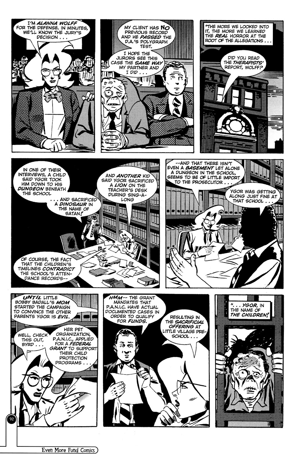 Read online Even More Fund Comics comic -  Issue # TPB (Part 1) - 92