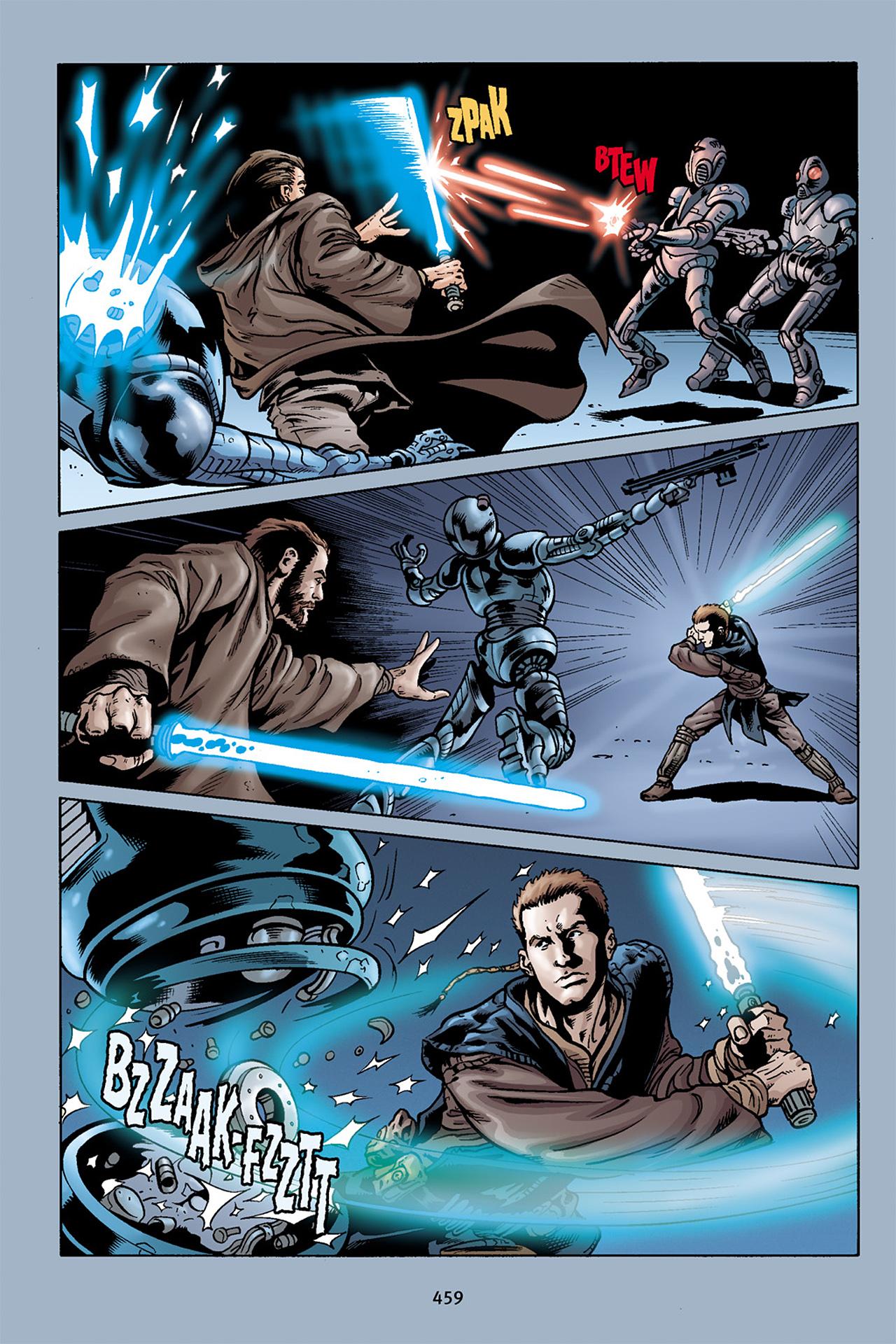 Read online Star Wars Omnibus comic -  Issue # Vol. 10 - 452