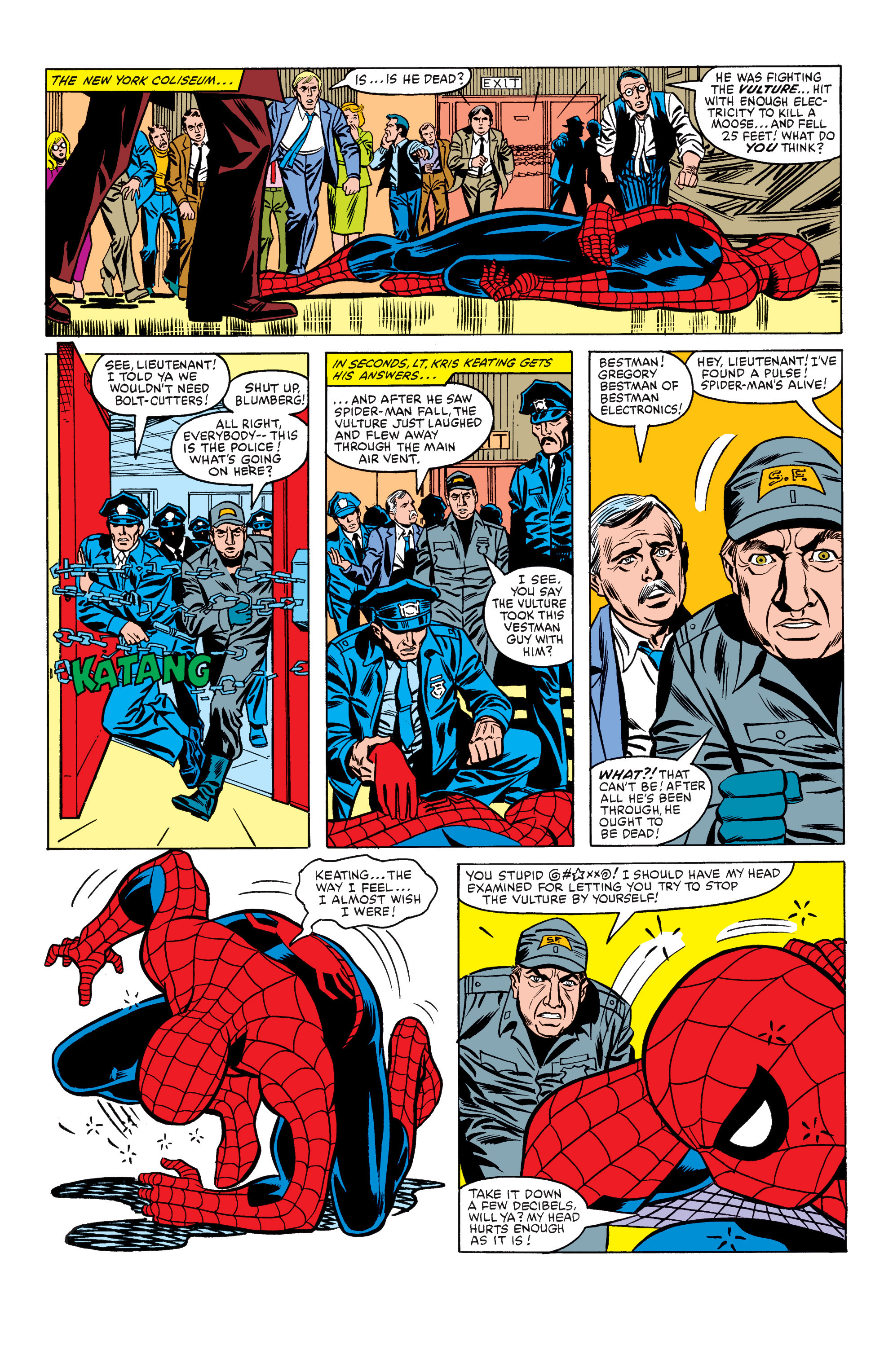 The Amazing Spider-Man (1963) 241 Page 2