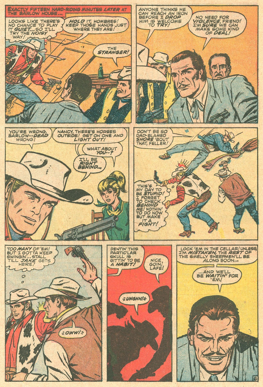 Kid Colt Outlaw issue 136 - Page 9