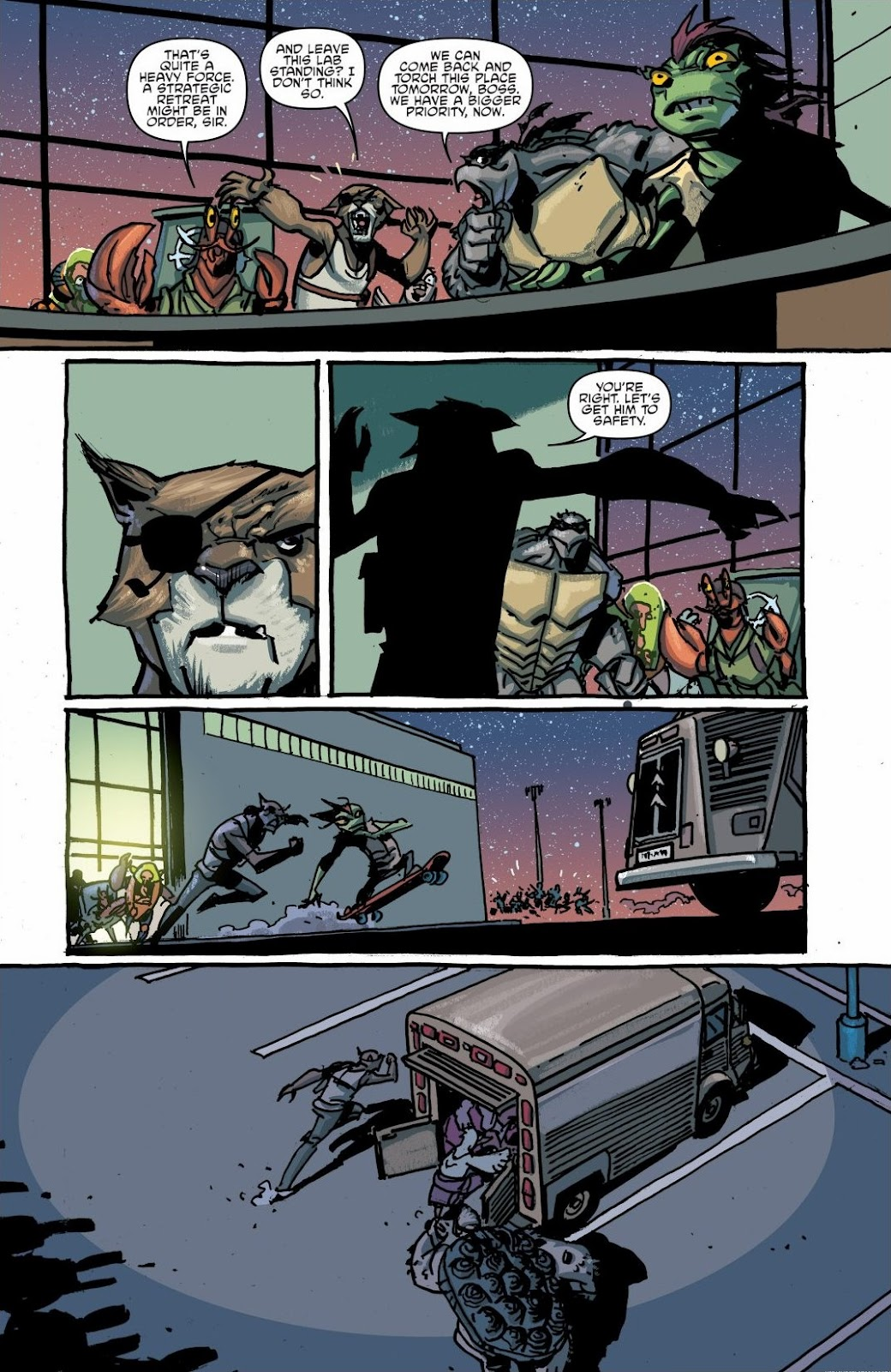Read online Teenage Mutant Ninja Turtles: The IDW Collection comic -  Issue # TPB 6 (Part 1) - 26